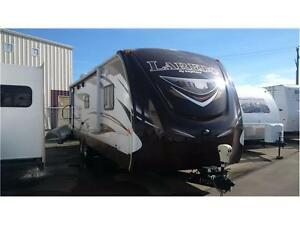 JUST IN 2013 LAREDO 296 RL PERFECT FLOOR PLAN FOR COUPLES !