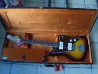 2015 USA Fender Jazzmaster `65 Reissue. Sunburst. Mint Unplayed Condition