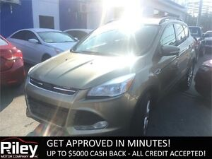 2013 Ford Escape SEL STARTING AT $107.41 BI-WEEKLY
