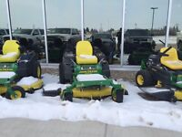 JOHN DEERE Z435 WITH 54 DECK NEW 2015 -SALE- SAVE OVER $1750.00