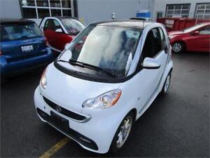 2015 SMART FORTWO ELECTRIC DRIVE PASSION (26,000 KM, GARANTIE!!)