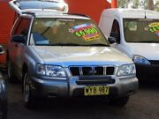 2000 Subaru Forester 79V MY01 Limited AWD Silver 4 Speed Automatic Wagon Minchinbury Blacktown Area Preview