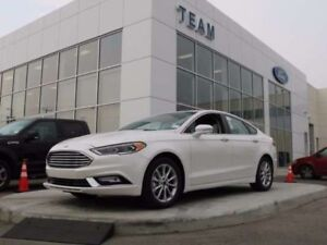 2017 Ford Fusion SE, 202A, SYNC, NAV, HEATED FRONT SEATS, REAR C