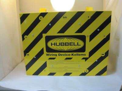 12864 Hubbell Sbsb2 Wiring Device Kellems Power Distribution Box 6110010137639