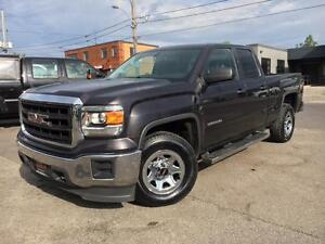 2014 GMC Sierra 1500 4X4 NAVIGATION-CAMERA-GM WARRANTY