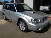2003 Subaru Forester MY04 XT Silver 4 Speed Automatic Wagon Woodville Charles Sturt Area Preview