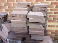 Free fire bricks, ideal for bar-b-q or pizza oven / tandoori ovens