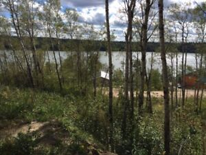 2 LOTS BECAME 1 HUGE LAKEVIEW LOT