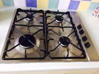 Bosch Double oven and Grill with gas Hob