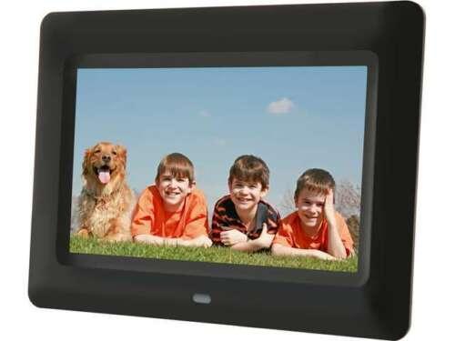 "Aluratek Adpf07sf 7"" 800 X 600 Digital Photo Frame With A..."