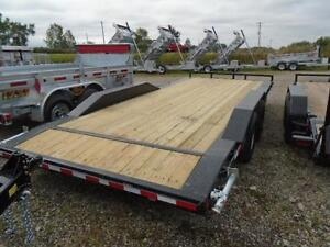 PJ BUGGY HAULER - 5 TON 7 X 20' BED -YOUR LOWEST CANADIAN PRICE London Ontario image 9