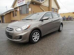 2013 HYUNDAI Accent GLS 1.6L Automatic Heated Seats ONLY 38,000K