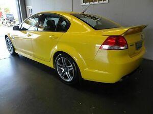 2011 Holden Commodore VE II SV6 Yellow 6 Speed Automatic Sedan Woodridge Logan Area Preview