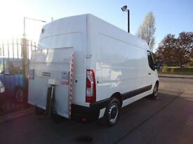 2011 VAUXHALL MOVANO 2.3CDTI 16v L2 H2 Med Roof Van MWB 3500 WITH TAILLIFT