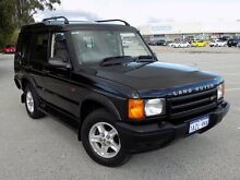 2001 Land Rover Discovery II 01MY Black 4 Speed Automatic Wagon Maddington Gosnells Area Preview