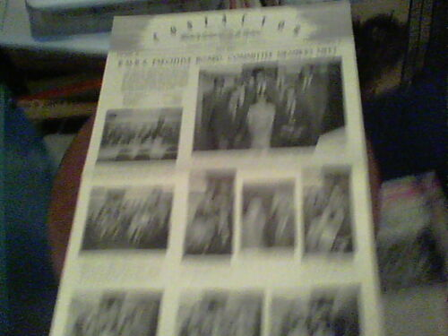 May 1952 Contactor Reliance Electric newsletter Ashtabula R.M.B.A. Meeting pic