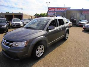 2012 DODGE JOURNEY SE 4 CYL SPACIOUS GAS SAVER  EASY FINANCING