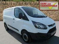 2014 FORD TRANSIT CUSTOM 270 L1 SWB 100ps