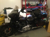 2010 Harley Davidson Limited Edition Screaming Eagle CVO