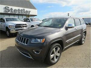 2015 Jeep Grand Cherokee Limited 4x4 HEATED SEATS!  SUNROOF!
