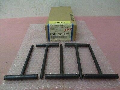 5 AMAT 3550-00007 Pin T-Handle 3/8 Diameter x 6 Inch Blk Oxide, CMP