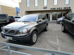 2008 Volvo XC90, CUIR+TOIT OUVRANT+TRACTION INTÉGRALE