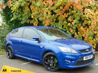 FORD FOCUS 2.5 ST-2 3d (blue) 2011