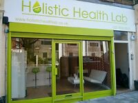 Holistic Centre room rental available NOW