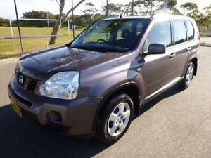 2008 NISSAN X-TRAIL ST (4x4), PETROL, AUTO, NEW TYRES, EXCELLENT COND. Redhead Lake Macquarie Area Preview