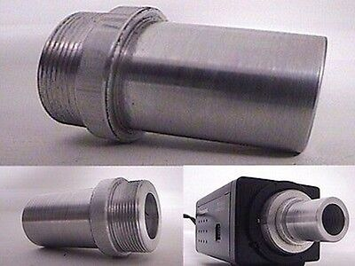 C-mount To Microscope Eyepiece Adapter Solid Aluminum