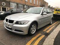 BMW 3 SERIES 320D ESTATE E91 FULL COMPREHENSIVE SERVICE HISTORY EXCELLENT CAR