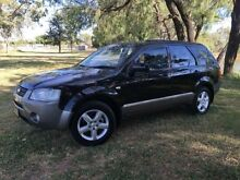 2005 Ford Territory SX TS (RWD) Black 4 Speed Auto Seq Sportshift Wagon Coonamble Coonamble Area Preview