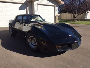 For sale 1981 Corvette