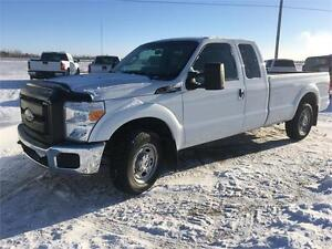 2011 Ford F250 Long box 2WD Warranty and Financing