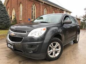 2014 Chevrolet Equinox LS - AWD - EXTRA CLEAN - CERTIFIED