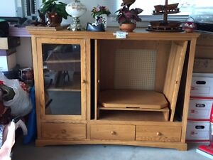 Entertainment unit & bookcase