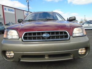 2004 Subaru Outback AWD Wagon----HEATED SEATS---REMOTE STARTER