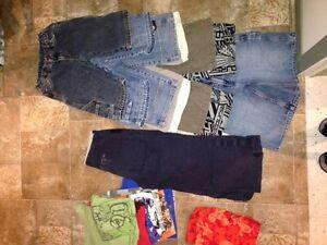 Vêtements garçon 6x, 7-8 ans printemps-été