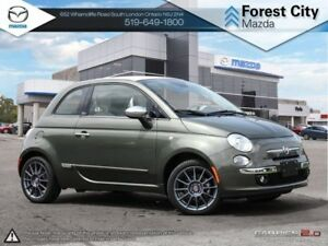 2015 FIAT 500c | Lounge | Convertible | Bluetooth | Cruise
