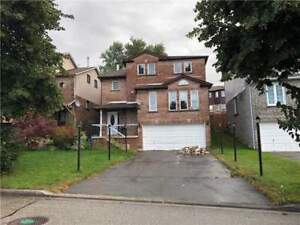 LARGE 3BED  4BATH DETACHED HOME IN AJAX!!!!!!!! GREAT VALUE!!!!