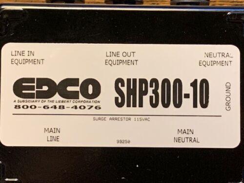 Edco SHP300-10 AC Surge Arrester Protector