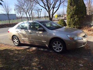 2004 Honda Accord EX Sedan 4 door