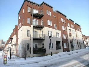 $1550/1ch - 770pi2 - Condo a louer Vieux Montreal