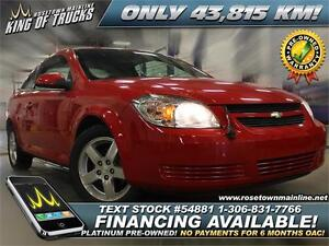 2009 Chevrolet Cobalt LT Sunroof | PST Paid | Low KM
