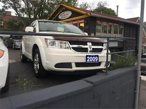 2009 Dodge Journey SXT AUTO LOW KM CERTIFIED ONE OWNER V6