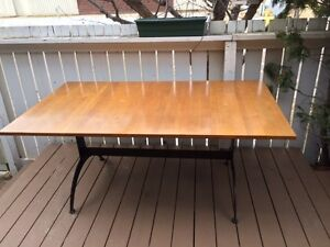 9 piece dining room table and chairs