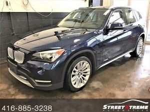 2013 BMW X1 28i **FULLY LOADED ALL WHEEL DRIVE & CLEAN CARPROOF*