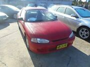 1996 Mitsubishi Lancer CE GLi Red 5 Speed Manual Coupe Holroyd Parramatta Area Preview