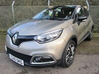 Renault Captur 1.5 Dynamique S MediaNav Energy DCi Turbo Diesel 5DR (stone/black roof) 2015