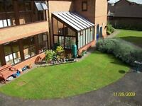 1 BED FLAT FOR OVER 60'S AT GLANFORD LODGE, DN17 2TJ